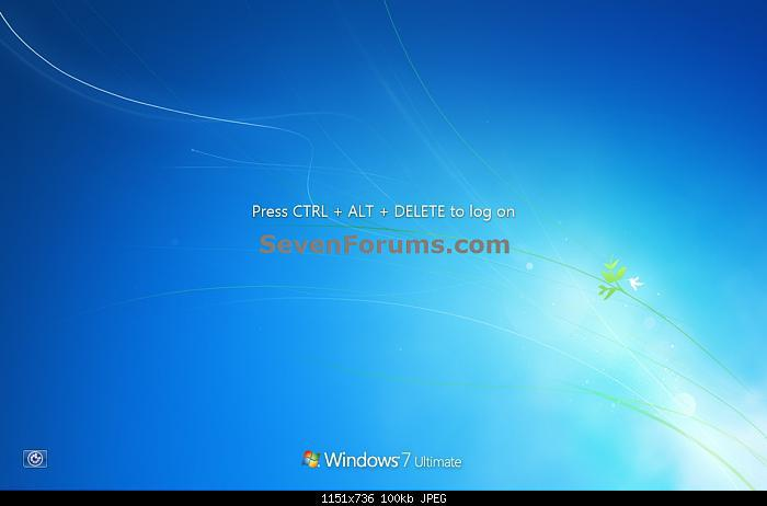 How to login for Windows 10, using only the onscreen keyboard?